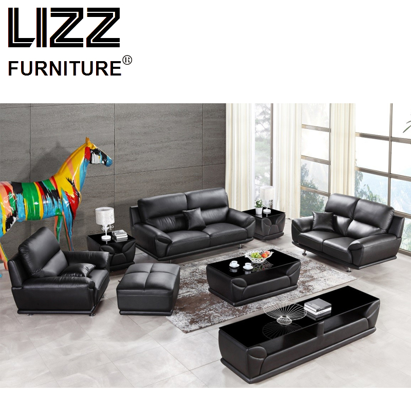Corner Sofas Living Room Furniture Sets Miami Modern Leather Sectional Sofa Group Side Table+Coffee Table+TV Cabinet+Ottoman odd ranks yield retro furniture living room coffee table corner a few color seattle bedroom nightstand h