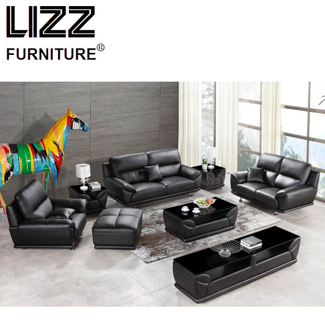 Wondrous Corner Sofas Living Room Furniture Sets Miami Modern Leather Sectional Sofa Group Side Table Coffee Table Tv Cabinet Ottoman Spiritservingveterans Wood Chair Design Ideas Spiritservingveteransorg