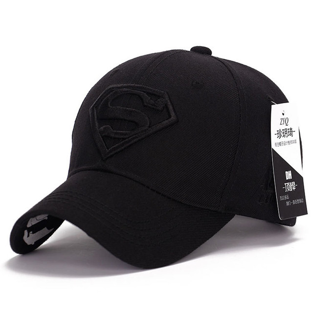 Unisex Superman Logo Cap