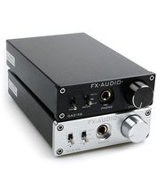 FX-AUDIO DAC-X6 MINI HiFi 2.0 Decodificador De Áudio Digital De Entrada DAC USB/Coaxial/Óptica de Saída RCA/Amplificador 24Bit /96 khz DC12V