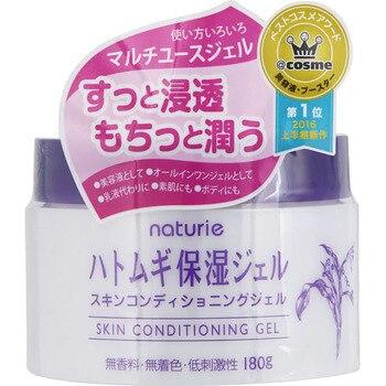 Imju Naturie Gel acondicionador de piel 180g Extracto de semilla de Coix lágrimas de trabajo Japón