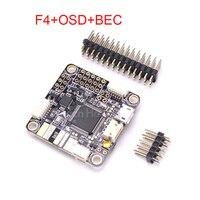 F4 OMNIBUS Flight Controller Board Built In OSD BEC Or 12V Power Module For Mini Racing