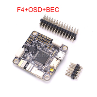 F4 OMNIBUS Flight Controller Board Built In OSD BEC Or 12V Power Module For Mini Racing