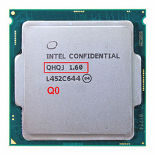 Qhqj Techniek Sample Van Intel Core I7 Processor 6400T I7-6400T Skylake Als Qhqg Grafische Kern HD530 1.6G 4 Core 8 threads