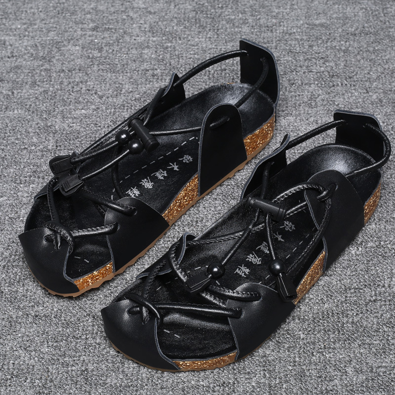 Arrivé Qualité Casual Sandales Hommes Chaussures Nouveau Plage Confortable De 2 Men17 1 Design Été Mode qn0t7p7
