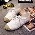 Обувь женщина смешанных цветов плоские туфли женщины, резиновые босоножки zapatos mujer круглый размер ног 4.5-8.5 sapato feminino хлопок ткань