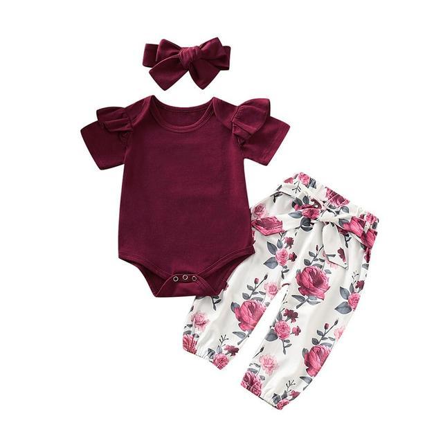 Cute Clothes Set Toddler...