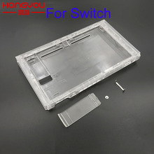 Replacement Upper & bottom faceplate for Nintend Switch NS Game Console case shell for Nintend Switch NS Game Console