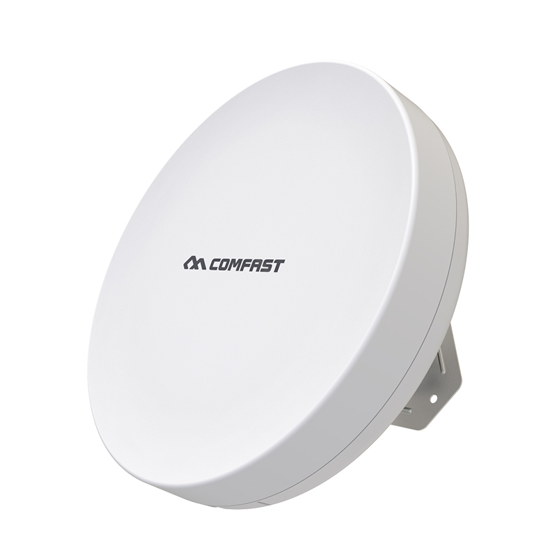 COMFAST 300Mbps wireless bridge with QCA9531 chip wifi extender CF-E210N wifi cpe wifi transmission 3KM monitor project partner rs485 to zigbee wireless module 1 6 km transmission cc2630 chip