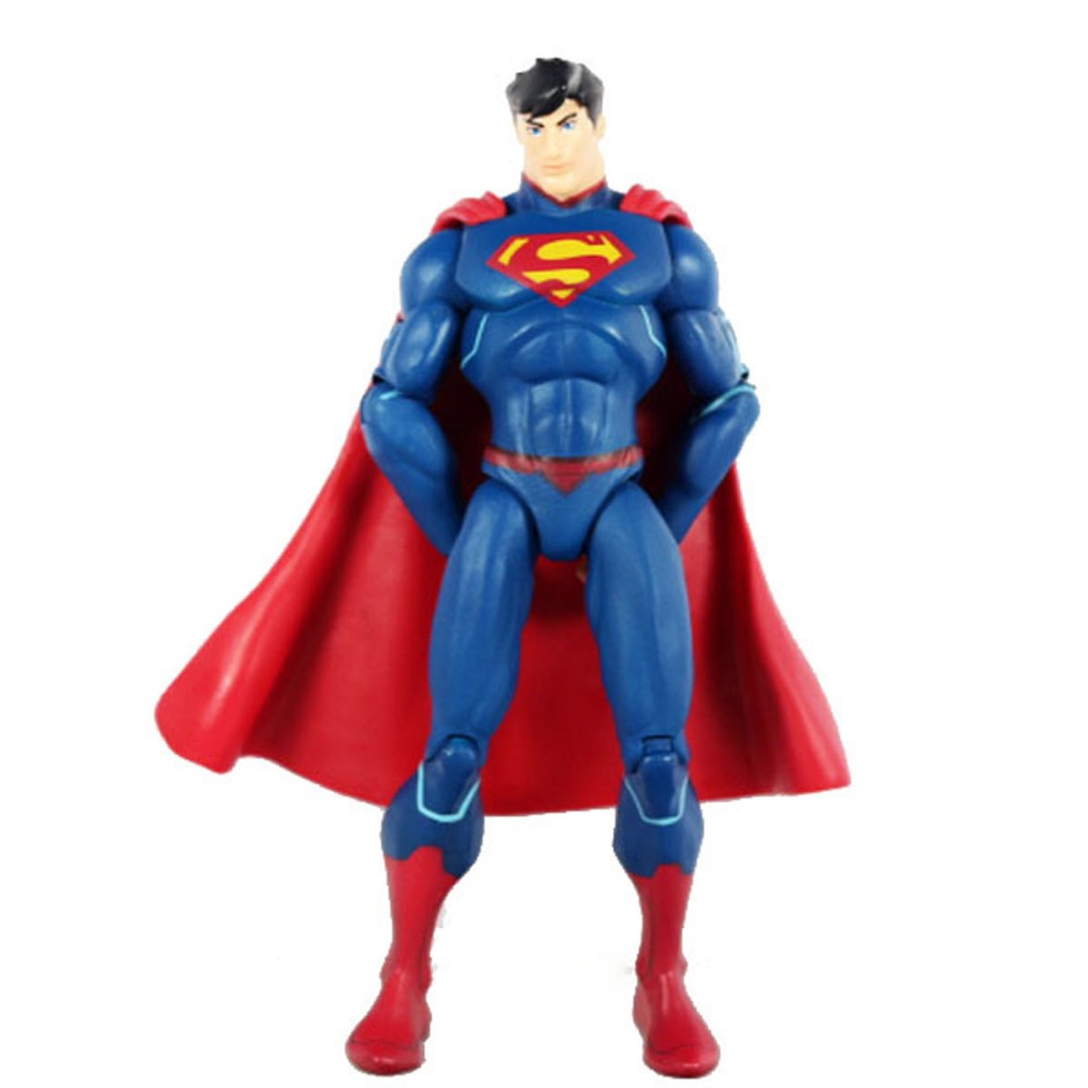 DC Comics Justice League Super Man 17.5cm/6.9 Figure Loose Type D Free Shipping christos gage justice league beyond power struggle