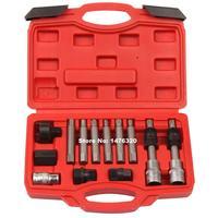 NEW 13PCS Automotive Alternator Freewheel Pulley Removal Universal Tool Set AT2043