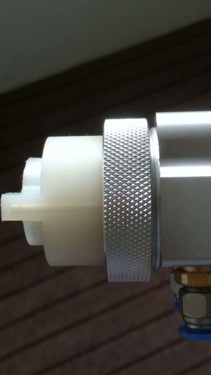 SAT1182 forró eladás 95 krómlemez festékpisztoly kettős fúvóka - Elektromos kéziszerszámok - Fénykép 6