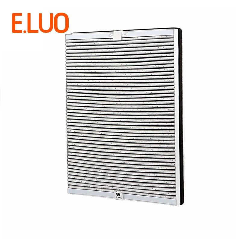 365*278*45mm AC4147 Composite filter net kit  AC4074 AC4076 AC4016 FY3107 ACP077 air purifier parts