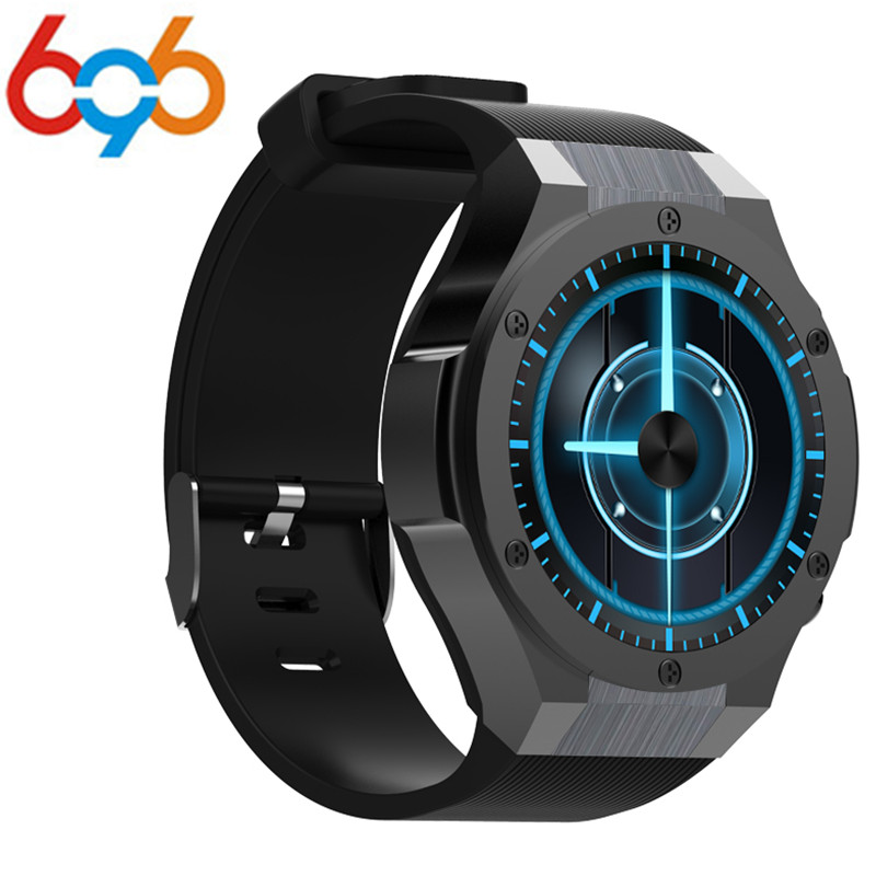 696 H2 IP68 Waterproof Smart Watch MTK6572 1.39inch 400*400 GPS Wifi 3G Heart Rate Monitor 16GB+1GB For Android IOS 5.0M Camera цена 2017