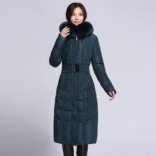 XXXL 4XL 5XL Thick Long Winter jacket women Cotton bomber jacket womens winter jackets and coats colete feminino chaqueta