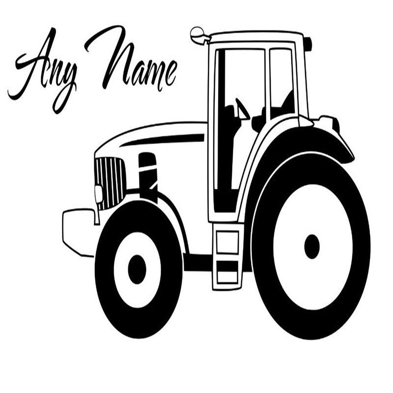 John Deere Wagner Tractors
