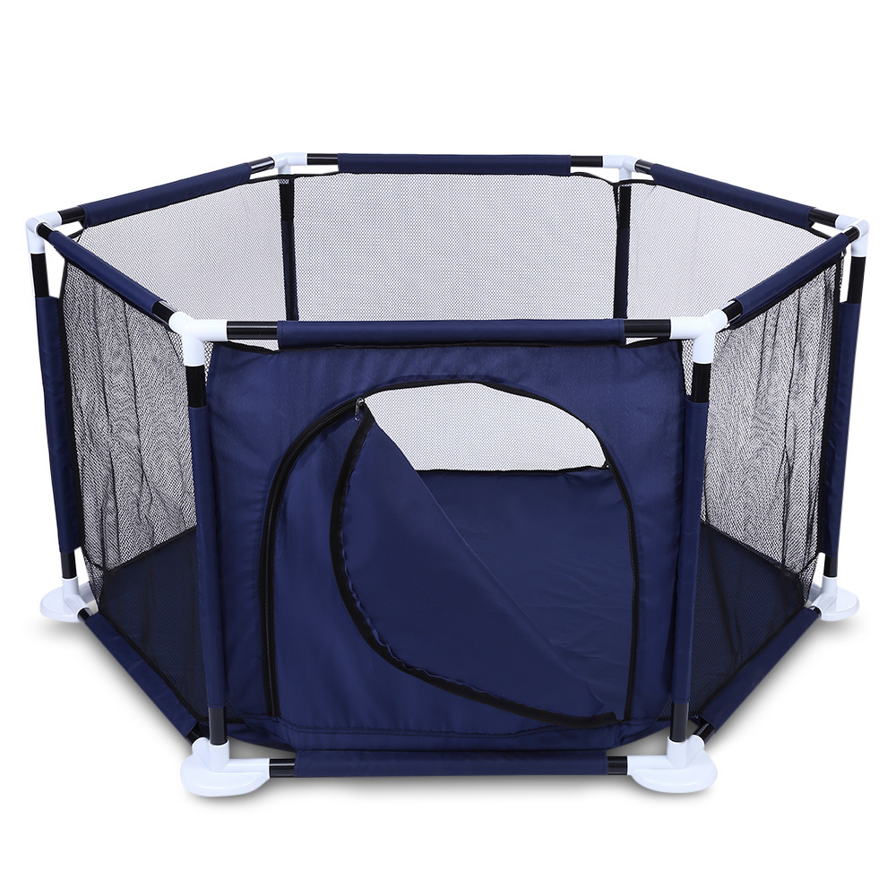 New Raised Net Yarn Hexagonal Ball Pool Play Fence Playyard Kids Toy Tent Indoor Outdoor Baby Playpens Children Tent For KidsNew Raised Net Yarn Hexagonal Ball Pool Play Fence Playyard Kids Toy Tent Indoor Outdoor Baby Playpens Children Tent For Kids
