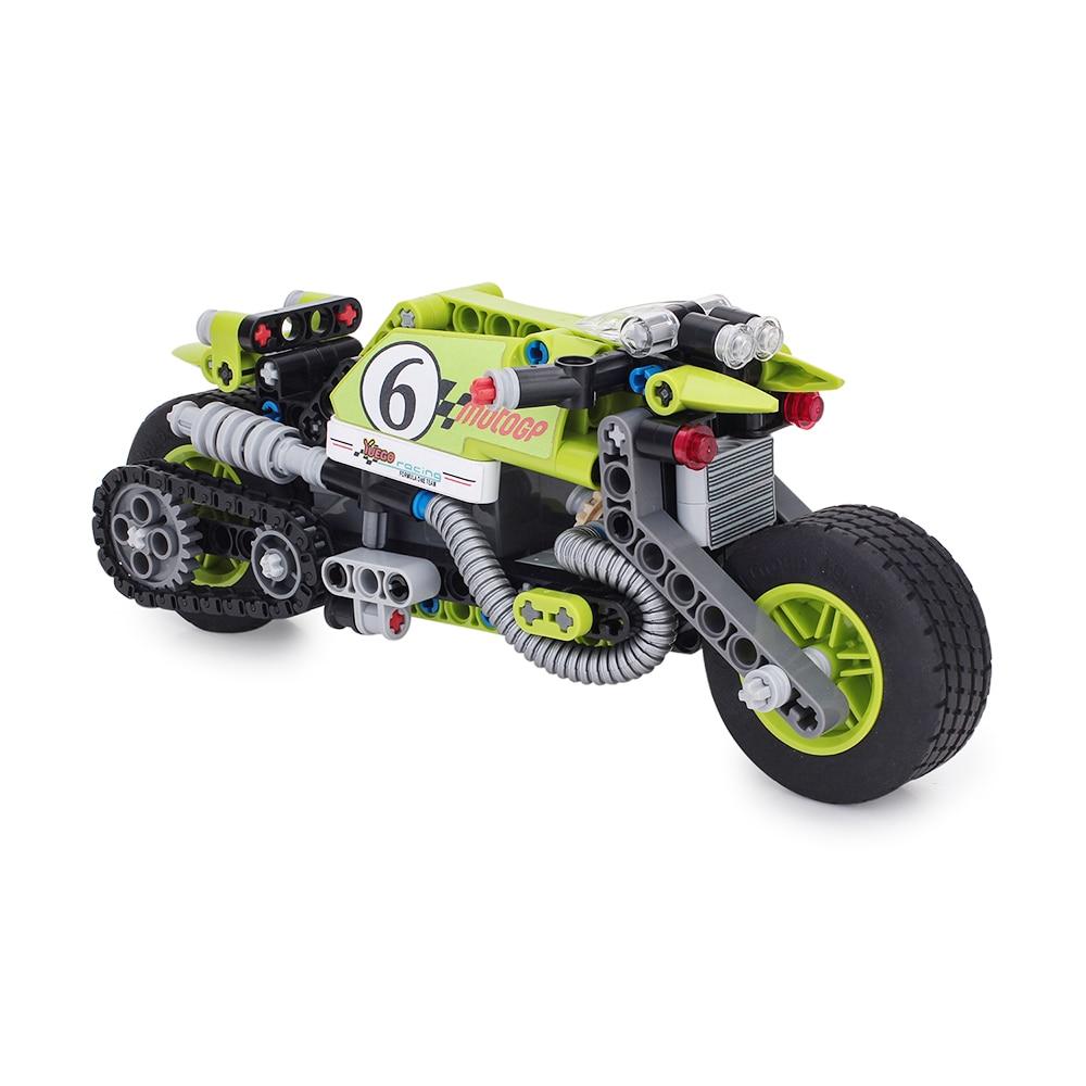 Tehnički motor dječji blok obrazovne igračke za djecu dječaci - Izgradnja igračke - Foto 3