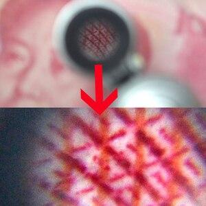 Image 4 - Microscope de poche à lumière UV, nouveau Mini 60 x dispositif de poche bijoux Loupe en verre LED 1 pièce