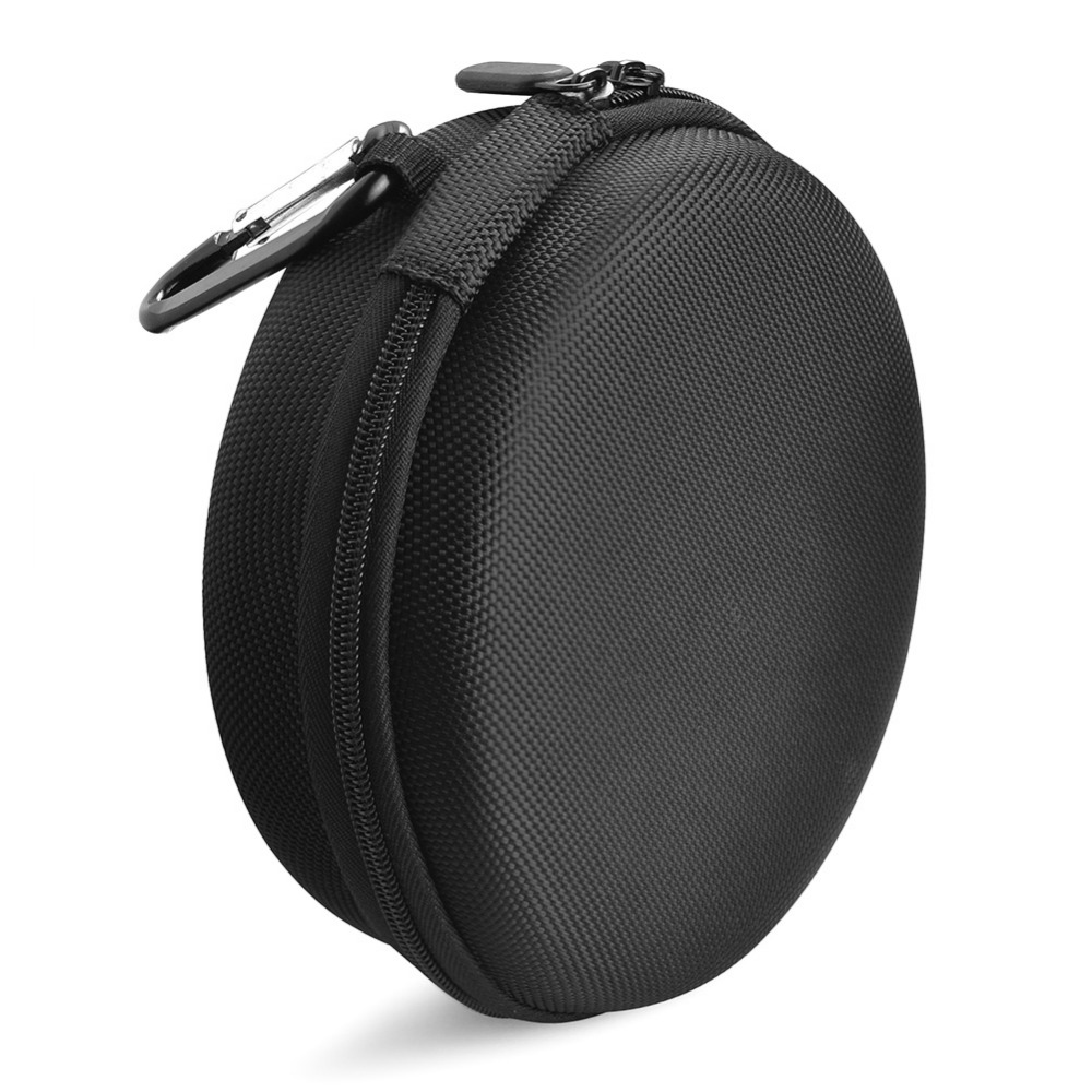 Black Shockproof EVA Storage Bag for B&O BeoPlay A1 Bluetooth Speaker Storage Carry Bag
