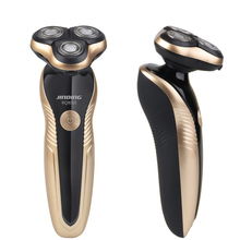 New Electric Shaver Professional Male Beard Cutter With 3D Floating Head Rechargeable Beard Trimmer Waterproof Electric Razor