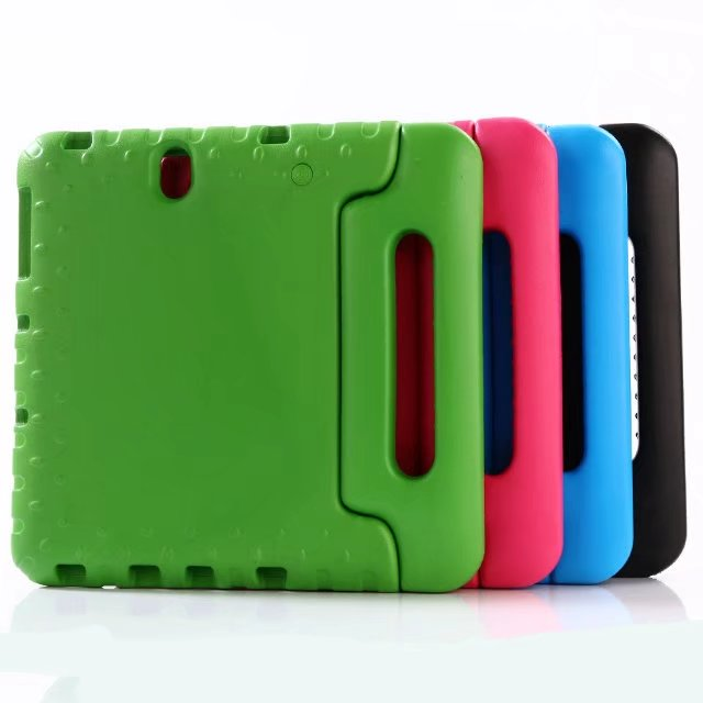 Case For Samsung Galaxy Tab S3 9.7 T820 T825 EVA Cover Tablet Child Shockproof Health Silicone Shell Case For Samsung T820