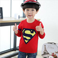 Продукты продают как горячие пирожки супермен свитер дети хеджирования качество мальчик и девочка свитер трикотажные детские свитера