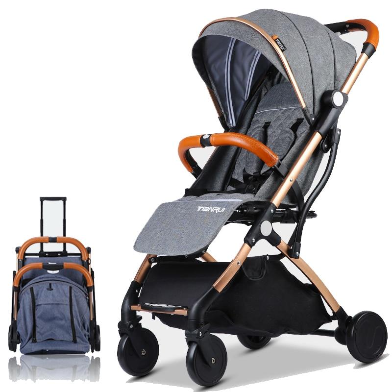Wózek dla dziecka dzieci wózek samolot USA AU RU hiszpania francja wolne od podatku