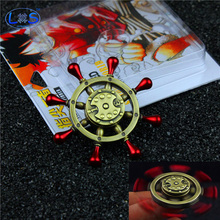 New pattern One Piece The oar Naruto Arms Darts Fidget Spinner High Quality EDC Toy Hand Spinner Spinning Top Anti Stress Toys