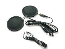 Eonstime Motorbike Motorcycle Helmet Stereo Speakers Earphone for MP3 MP4 GPS  Volume Control
