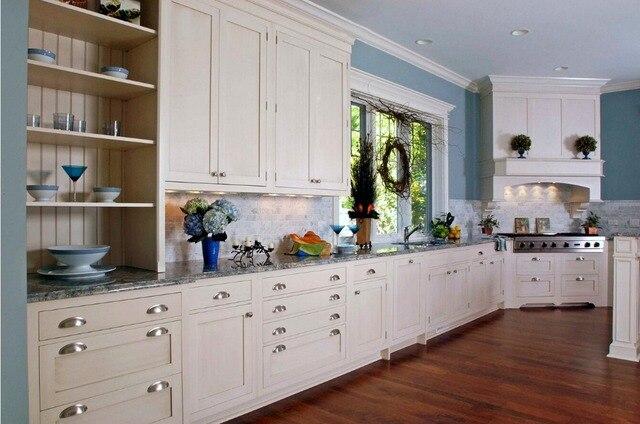 2017 ventas calientes armarios de cocina de madera armarios de ...