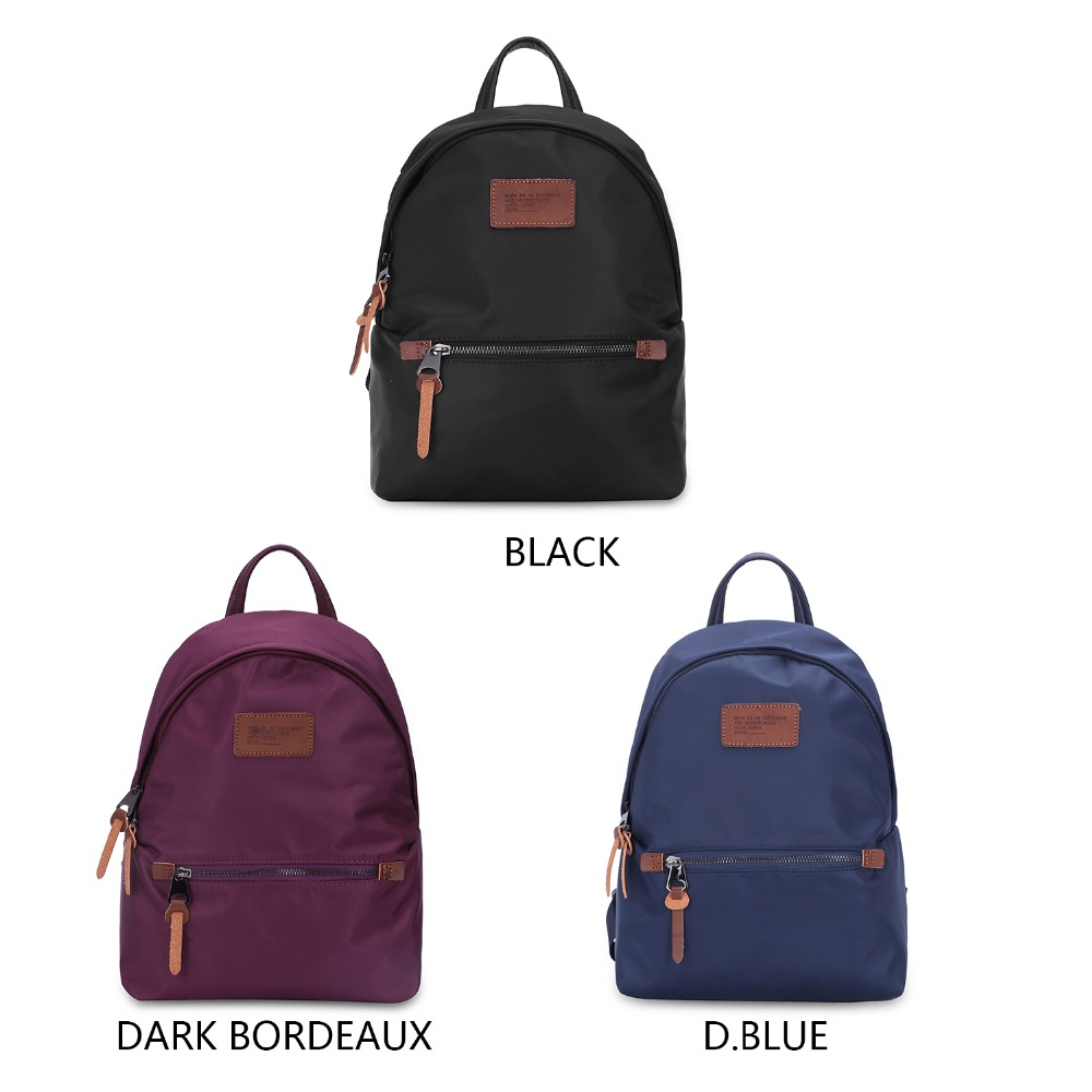 54db0947c0 DAVIDJONES women shoulder bags nylon female backpacks large lady waterproof  softpack girl brand school bag back drop shipping-in Backpacks from Luggage  ...