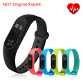 2016 New M2 Smart Bracelet Heart Rate Monitor Bluetooth Smartband Health Fitness Tracker Smart Band Wristband for Android iOS