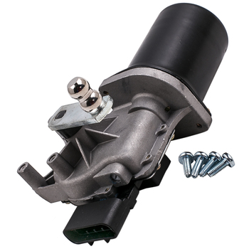 Depan Kaca Depan Wiper Motor 77364111 untuk Citroen Relay Depan Wiper Motor 2.2 3.0 HDi 2006-2018 064052102010, CWM48108GS