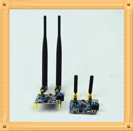 Free Shipping!!! WIFI module / video transmission / network port to serial / Openwrt routing  Robot-LinkV5.0/7620 module rat race