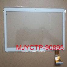 MGYCTP-90895 nueva 9.6 pulgadas MTK6582, MTK6592, I960 tablet panel de pantalla táctil de cristal digitalizador envío libre