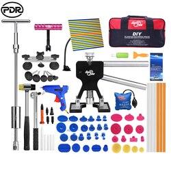 PDR инструмент для удаления вмятин, инструмент для ремонта вмятин, автомобильный корпус на присоске, набор ручных инструментов для GrandineDamage