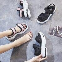 Shoe Sponge Sandals Woman Leisure Women's Shoes Show