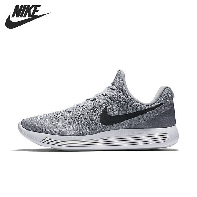3b8ef7539a1ab Original New Arrival NIKE LUNAREPIC LOW FLYKNIT 2 Men s Running Shoes  Sneakers