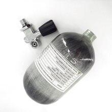 Ac52051 2l ce 4500psi Мини акваланговый Пейнтбол/pcp воздушный