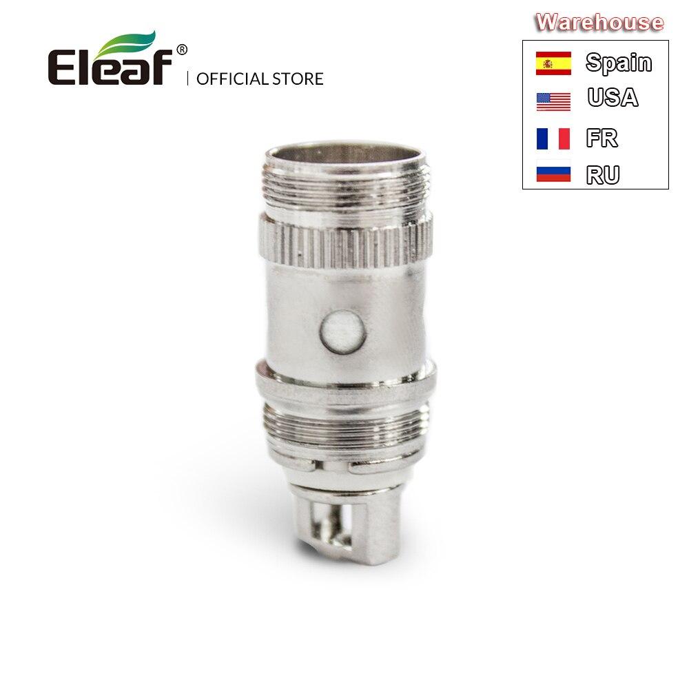 [RU/ES] 5/10 pièces Original Eleaf CE Tête 0.3ohm/0.5ohm Pour ijust 2/ijust s/melo 2/melo3 iJust2 CE Tête Cigarette Électronique