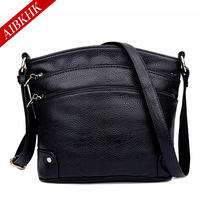 New Arrival Fashion High Quality Split Leather Women Handbags Ladies Shoulder Bags Female Shell Lager Famous