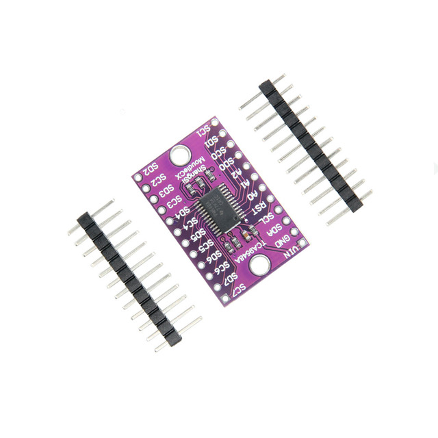 1PCS TCA9548A I2C Multiplexer Breakout board for chaining Modules NEW