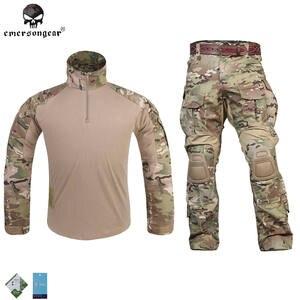 Emersongear G3 Uniform Combat Shirt Pants Tactical Paintball Hunting clothes 2843f945426e