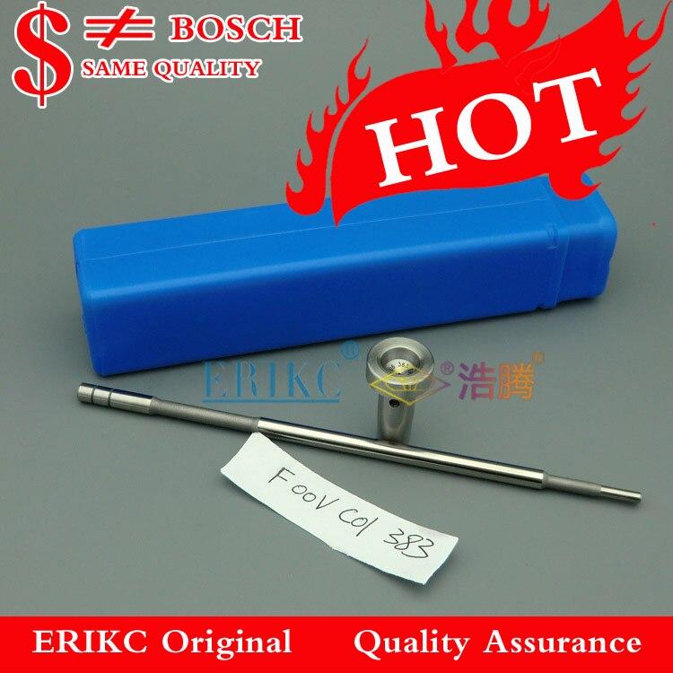 Liseron ERIKC 0445110376 injector control valve F00VC01383, F OO V C01 383 diesel common rail valve F00VC01 383