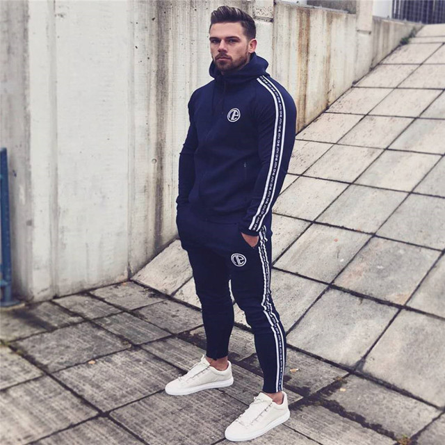 Spornosexual Tracksuits Sets 2