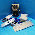 DIY Full wooden Door Access Kit Fingerprint Access Control with ZL Bracket  Waterproof Fingerprint Access Control System IP65