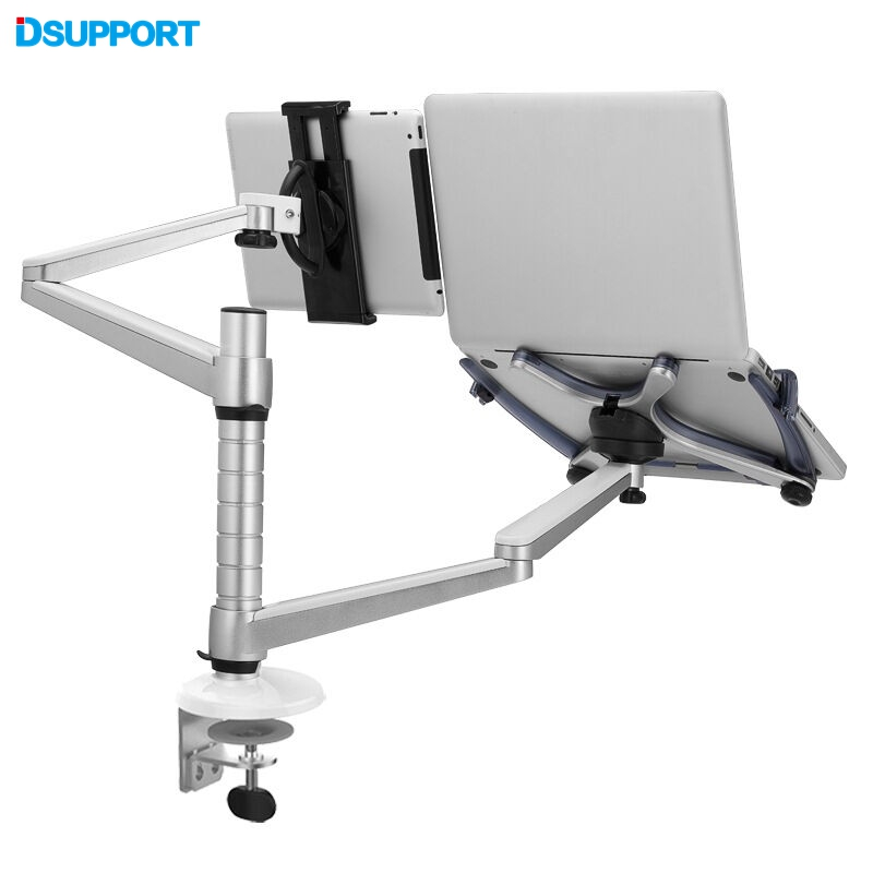 oa9x lazy tablet laptop stand adjustable height rotatable holder for notebook within 10