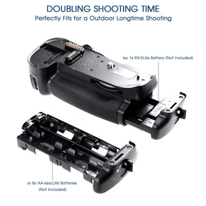 Image 4 - Профессиональный держатель аккумуляторной батареи Travor для Nikon D300 D300S D700 as MB D10