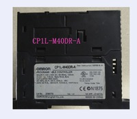 Used Original CP1L M40DR A CP1L PLC CPU for Omron Sysmac 40 I/O 24 DI 16 DO Relay 220V USB New and original